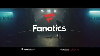 Fanatics.com TV Spot, 'Gearing Up: Free Shipping' - Thumbnail 9