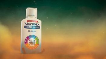 Mucinex Fast-Max Cold & Flu All-in-One TV Spot, 'Movie Trailer' - Thumbnail 10