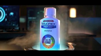 Mucinex Fast-Max Cold & Flu All-in-One TV Spot, 'Movie Trailer' - Thumbnail 5