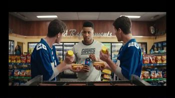 Circle K TV Spot, 'NFL Rookie of the Week' Feat. Saquon Barkley - 271 commercial airings