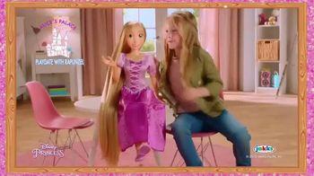 Disney Princess Playdate TV Spot, 'Alice's Palace: Playdate With Rapunzel' - Thumbnail 2
