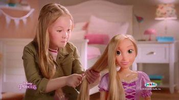 Disney Princess Playdate TV Spot, 'Alice's Palace: Playdate With Rapunzel' - Thumbnail 4