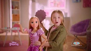 Disney Princess Playdate TV Spot, 'Alice's Palace: Playdate With Rapunzel' - Thumbnail 6