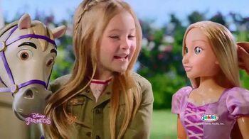 Disney Princess Playdate TV Spot, 'Alice's Palace: Playdate With Rapunzel' - Thumbnail 9