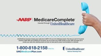 UnitedHealthcare MedicareComplete TV Spot, 'Big News' - Thumbnail 2