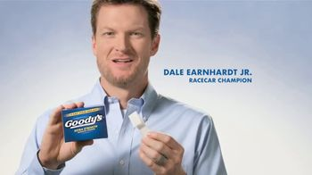 Goody's Stick Packs TV Spot, 'Pulled a Fast One' Featuring Dale Earnhardt Jr. - Thumbnail 1