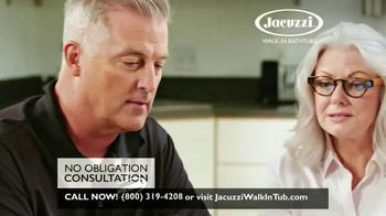 Jacuzzi Walk-In Tub TV Spot, 'Stay Independent' - Thumbnail 10