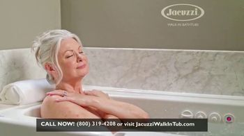 Jacuzzi Walk-In Tub TV Spot, 'Stay Independent' - Thumbnail 4