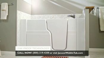 Jacuzzi Walk-In Tub TV Spot, 'Stay Independent' - Thumbnail 6
