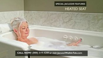 Jacuzzi Walk-In Tub TV Spot, 'Stay Independent' - Thumbnail 8