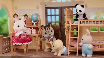 Calico Critters Red Roof Country Home TV Spot, 'Disney Junior: Filled With Love'
