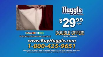 Huggle Hoodie TV Spot, 'Slip It on and the Chill is Gone' - Thumbnail 9