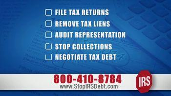 StopIRSDebt.com TV Spot, 'Tax Debt!' - Thumbnail 2