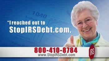 StopIRSDebt.com TV Spot, 'Tax Debt!'