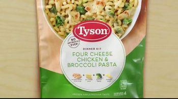 Tyson Meal Kit TV Spot, 'Pre-Chopped and Pre-Seasoned' - Thumbnail 8