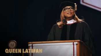 Strayer University TV Spot, 'Never Stop Growing' Featuring Queen Latifah