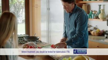 Enbrel TV Spot, 'My Dad's Pain: Grilled Cheese' Featuring Phil Mickelson - Thumbnail 5