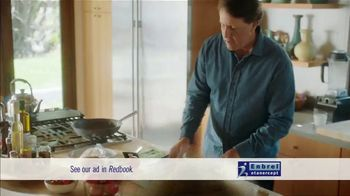 Enbrel TV Spot, 'My Dad's Pain: Grilled Cheese' Featuring Phil Mickelson - Thumbnail 7