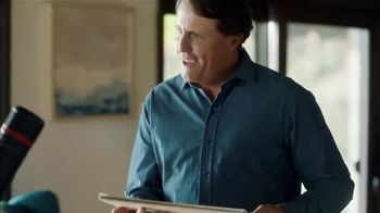 Enbrel TV Spot, 'My Dad's Pain: Grilled Cheese' Featuring Phil Mickelson - Thumbnail 9