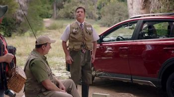 Toyota RAV4 Adventure TV Spot, 'Pat the Intern: Staff Retreat' [T2]