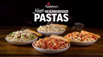 Applebee's Neighborhood Pastas TV Spot, 'More to Love' Song by Dean Martin