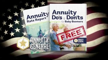 Annuity General TV Spot, 'Trump's Tax Plan' - Thumbnail 9
