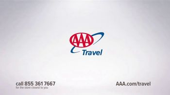 AAA Travel TV Spot, 'Travel Planning Professional' - Thumbnail 9