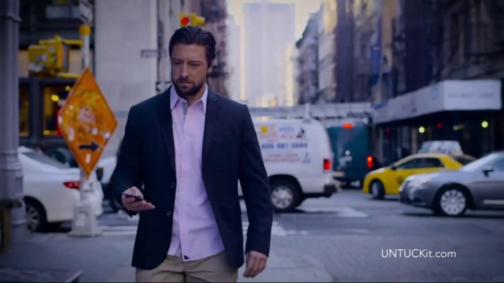 UNTUCKit TV Commercial, 'The Brand Story'