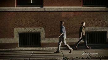 UNTUCKit TV Spot, 'The Brand Story' - Thumbnail 4