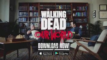 The Walking Dead: Our World TV Spot, 'Fake Mustache' - Thumbnail 9
