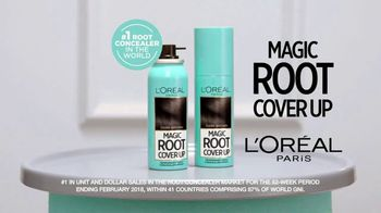 L'Oreal Paris Magic Root Cover Up TV Spot, 'Meet the Roots' Featuring Helen Mirren, Morena Baccarin - Thumbnail 4