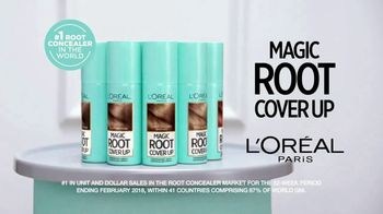 L'Oreal Paris Magic Root Cover Up TV Spot, 'Meet the Roots' Featuring Helen Mirren, Morena Baccarin - Thumbnail 8