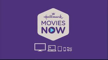 Hallmark Movies Now TV Spot, 'Watch Exclusive Favorites' - Thumbnail 2