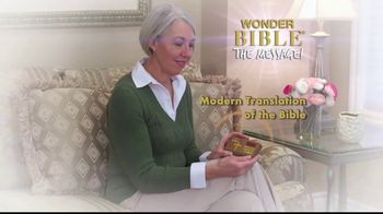 Wonder Bible The Message TV Spot, 'Easy to Follow' - Thumbnail 4