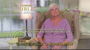 Wonder Bible The Message TV Spot, 'Easy to Follow' - Thumbnail 6