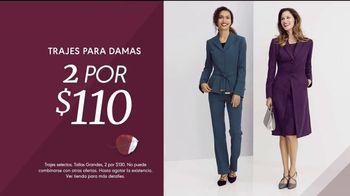 K&G Evento de Moda de Otoño TV Spot, 'Vestidos de mujer, trajes y zapatos' [Spanish] - Thumbnail 3