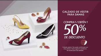 K&G Evento de Moda de Otoño TV Spot, 'Vestidos de mujer, trajes y zapatos' [Spanish] - Thumbnail 4