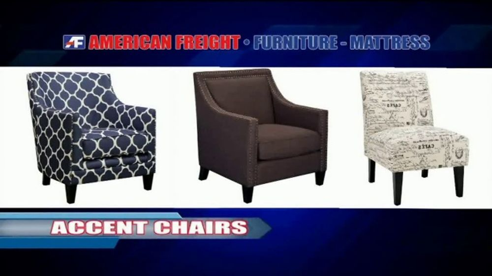 America Accent Chairs.American Freight Inventory Closeout Sale Tv Commercial Accent Chairs Video