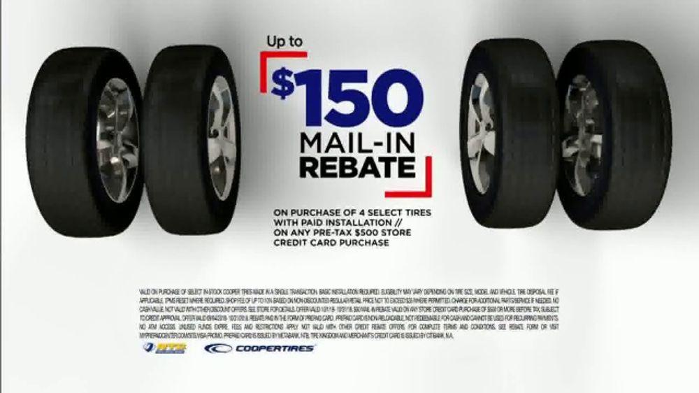 National Tire Battery Tv Commercial Cooper Tires Oil Change