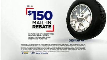 National Tire & Battery TV Spot, 'Cooper Tires & Oil Change' - Thumbnail 4