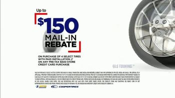 National Tire & Battery TV Spot, 'Cooper Tires & Oil Change' - Thumbnail 5