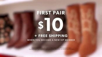 JustFab.com TV Spot, 'Boot Problem' - Thumbnail 9