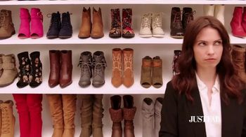 JustFab.com TV Spot, 'Boot Problem'