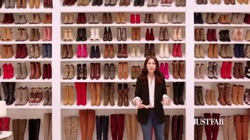 JustFab.com TV Spot, 'Boot Problem' - Thumbnail 4