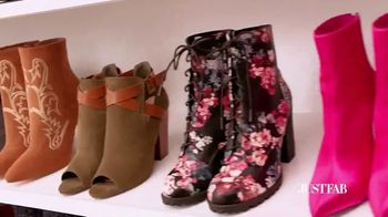 JustFab.com TV Spot, 'Boot Problem' - Thumbnail 8