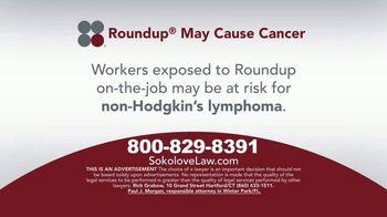 Sokolove Law TV Spot, 'Glyphosate' - Thumbnail 2