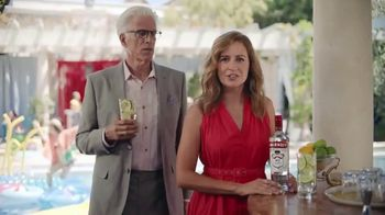 Smirnoff TV Spot, 'Jenna Fischer and Ted Danson Have a Big Announcement' - Thumbnail 3