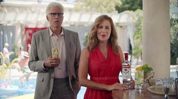 Smirnoff TV Spot, 'Jenna Fischer and Ted Danson Have a Big Announcement' - Thumbnail 5