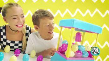 Moj Moj Claw Machine With Sparkle Sparkle Series Squishies TV Spot, 'Grab a Surprise'