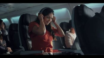 American Airlines TV Spot, \'Stream, Watch, Work. Repeat.\'